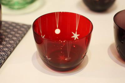フリーカップ赤