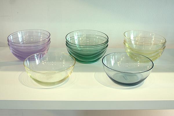 色ガラス・小鉢