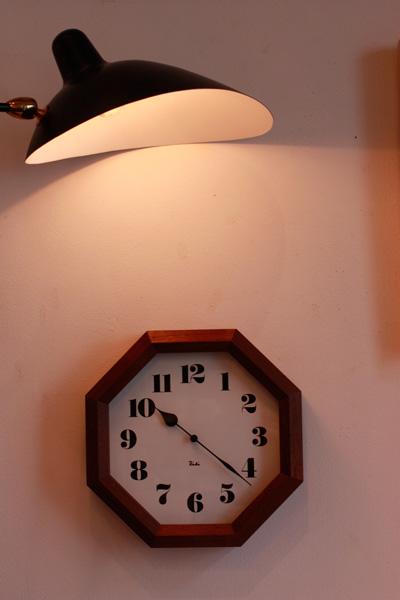 リキ八角時計画像-1