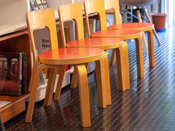 artek N65 chair